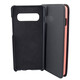 Galeli Book Nino Samsung Galaxy S10e Schwarz/Coral