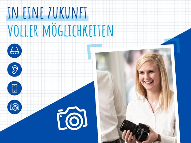 Foto und Multimediakaufmann/-frau Lehre