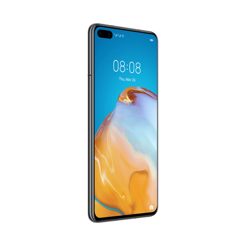 Huawei P40 128GB midnight black Dual-SIM