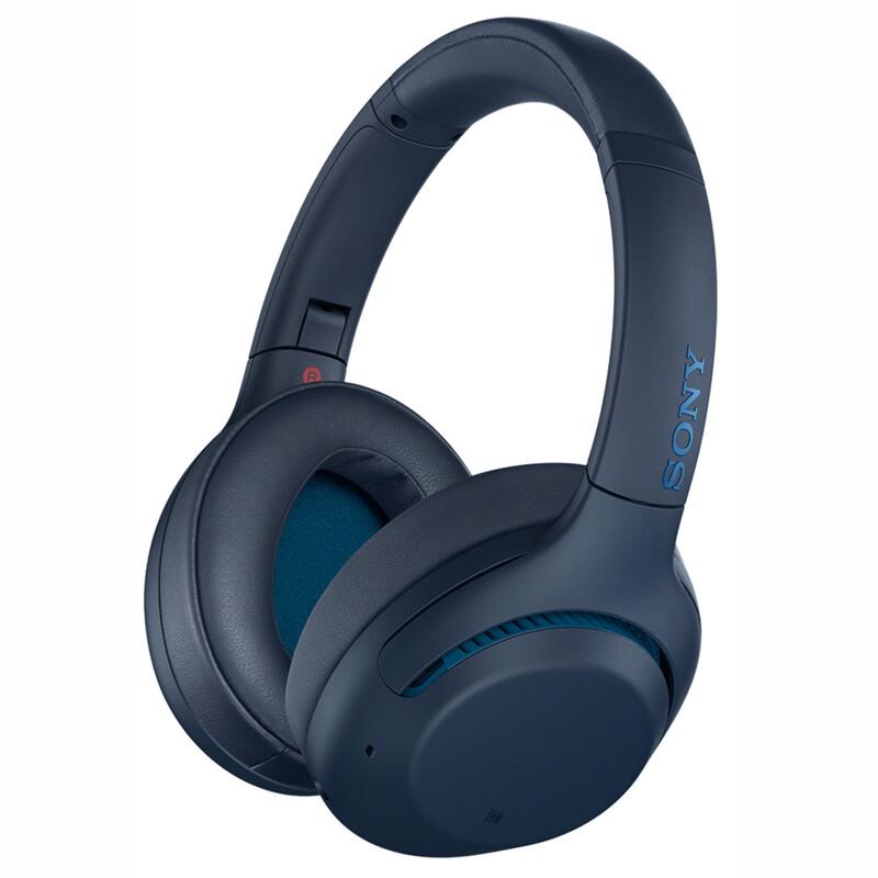 Sony WH-XB900NL BT Over Ear blau