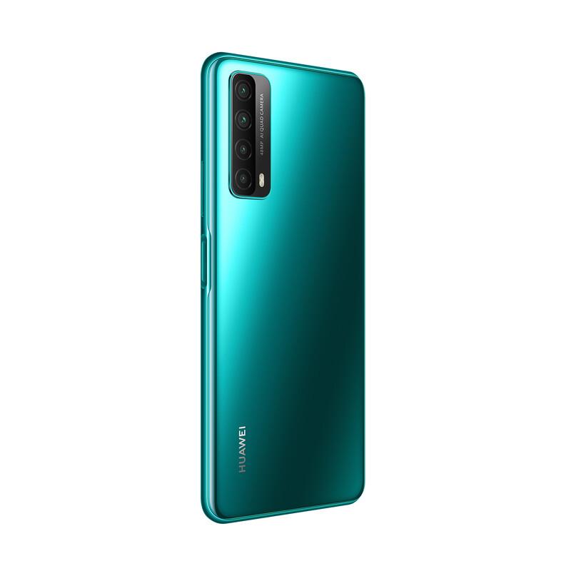 Huawei P Smart 2021 crush green Dual-SIM