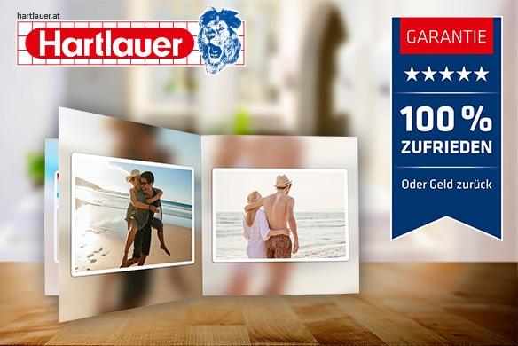 Zufriedenheitsgarantie Hartlauer Ruck Zuck Fotobuch