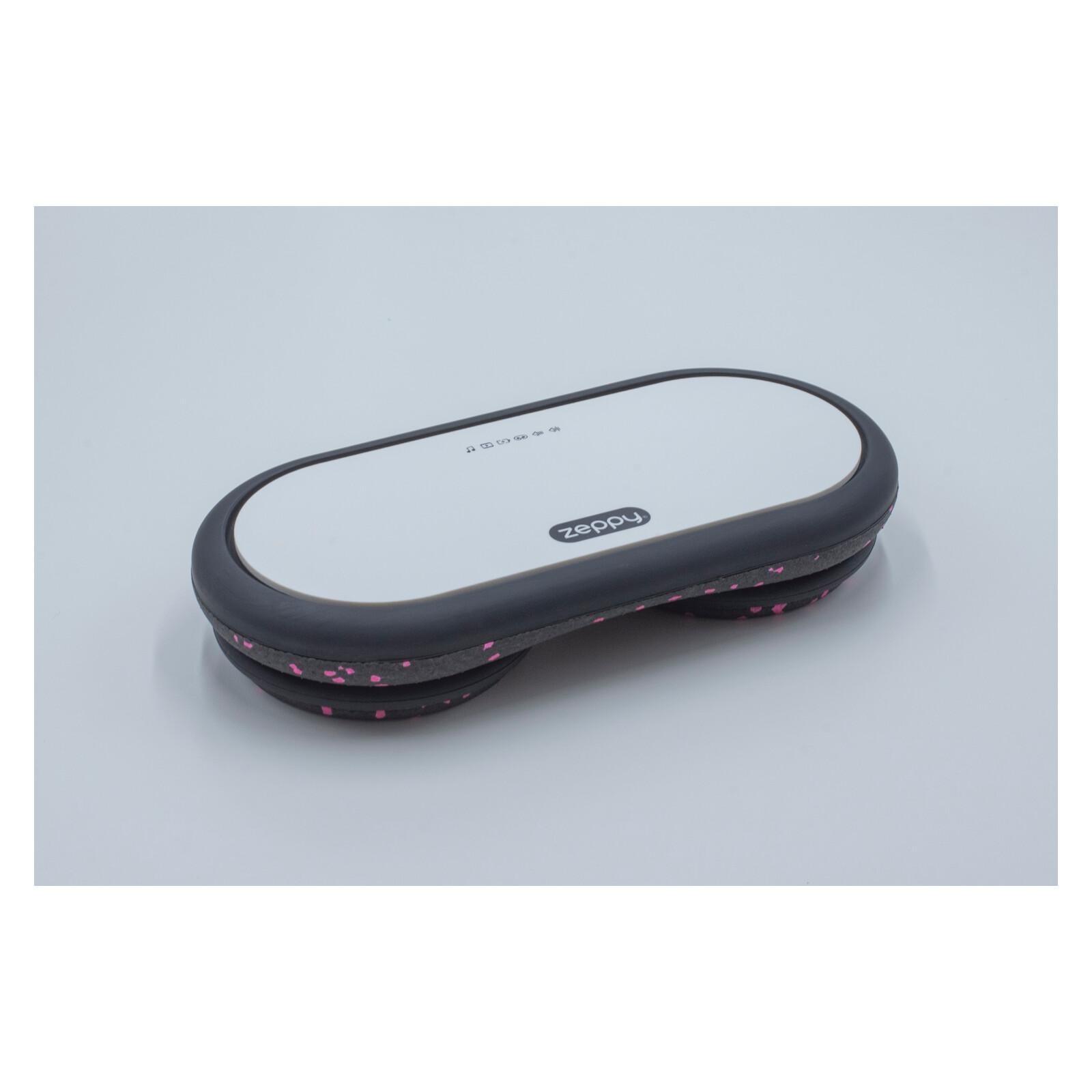 Zeppy MKII Bluetooth Lautsprecher schwarz/magenta