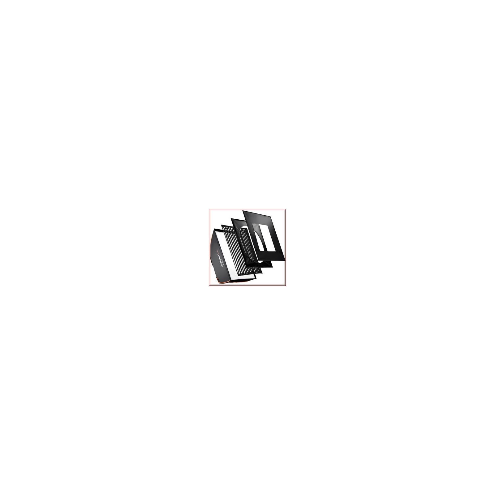 walimex pro Softbox PLUS OL 90x90cm Broncolor