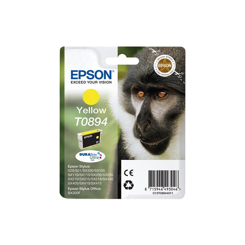 Epson T0894 Tinte Yellow 3,5ml