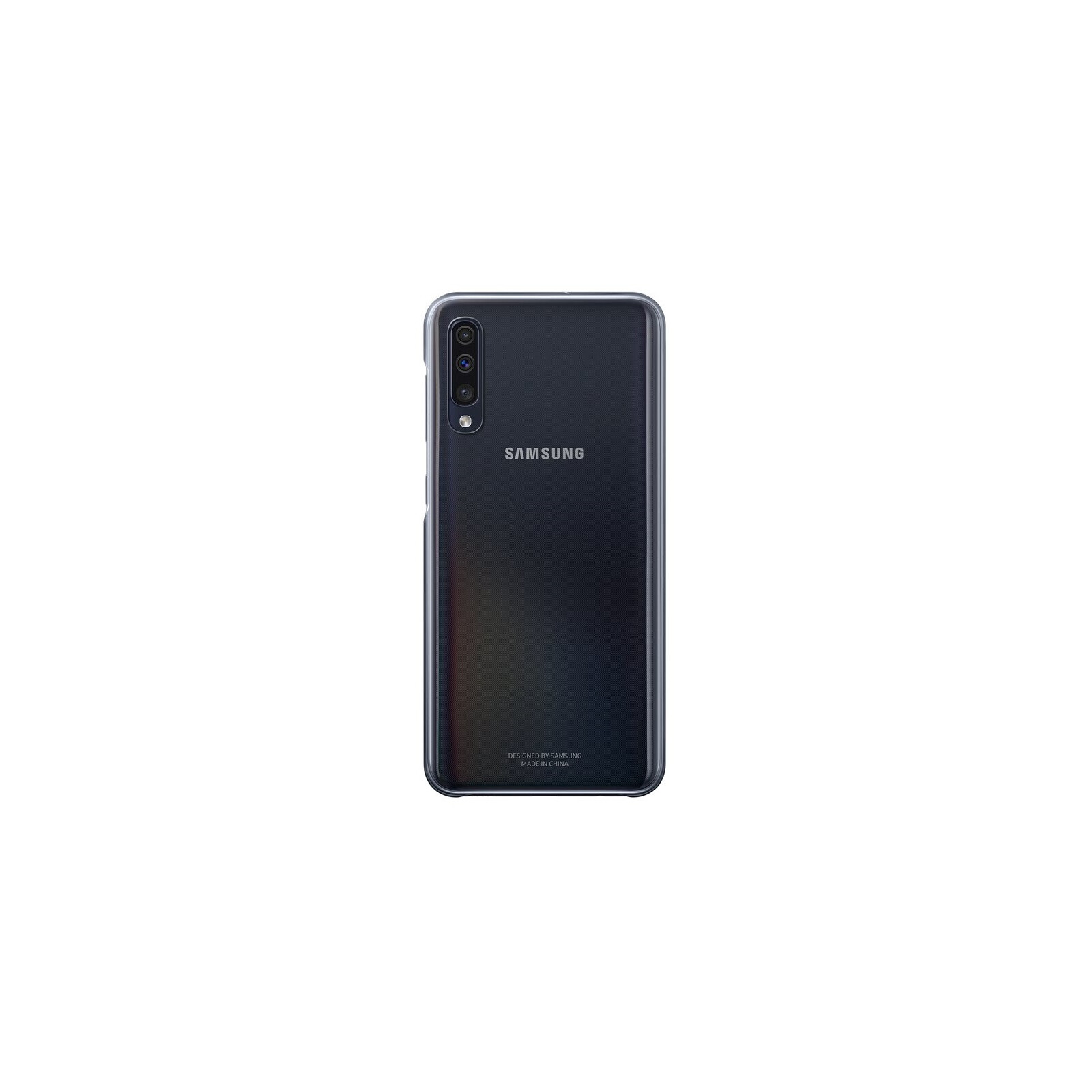 Samsung Back Cover Galaxy A50 schwarz