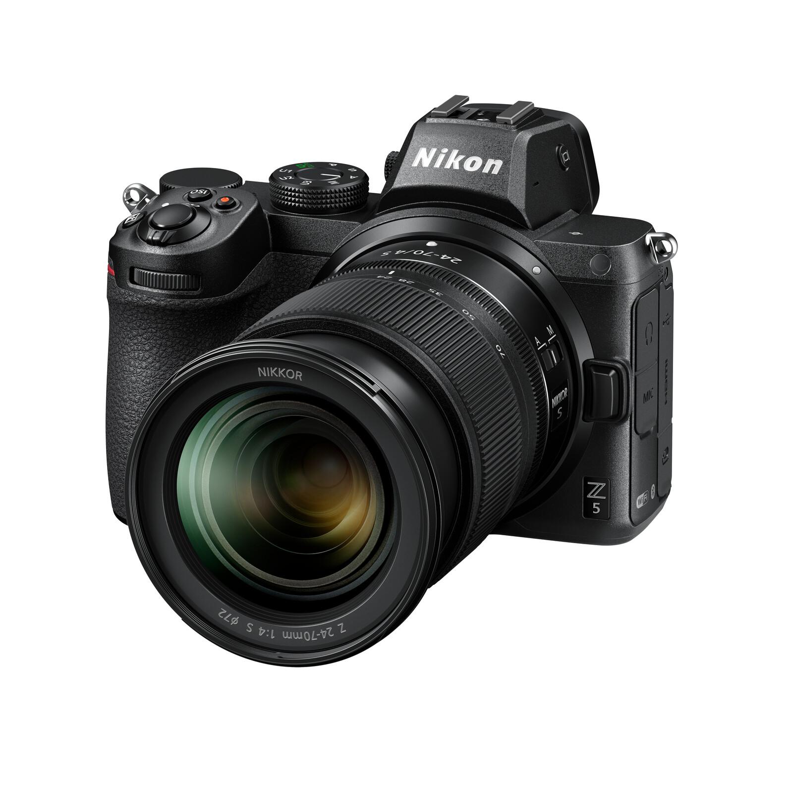 Nikon Z5 + Z 24-70 S