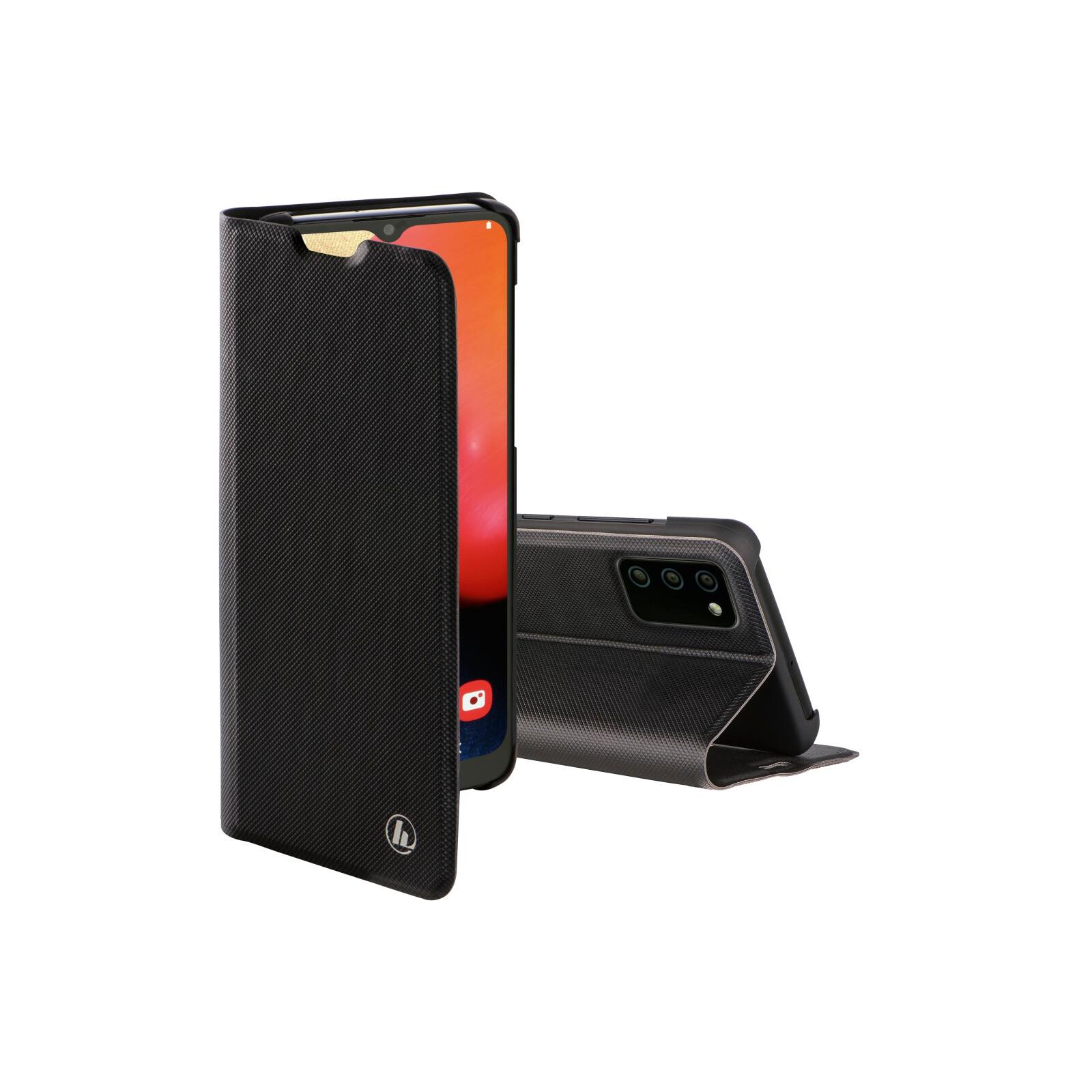 Hama Book Slim Pro Samsung Galaxy A02s schwarz