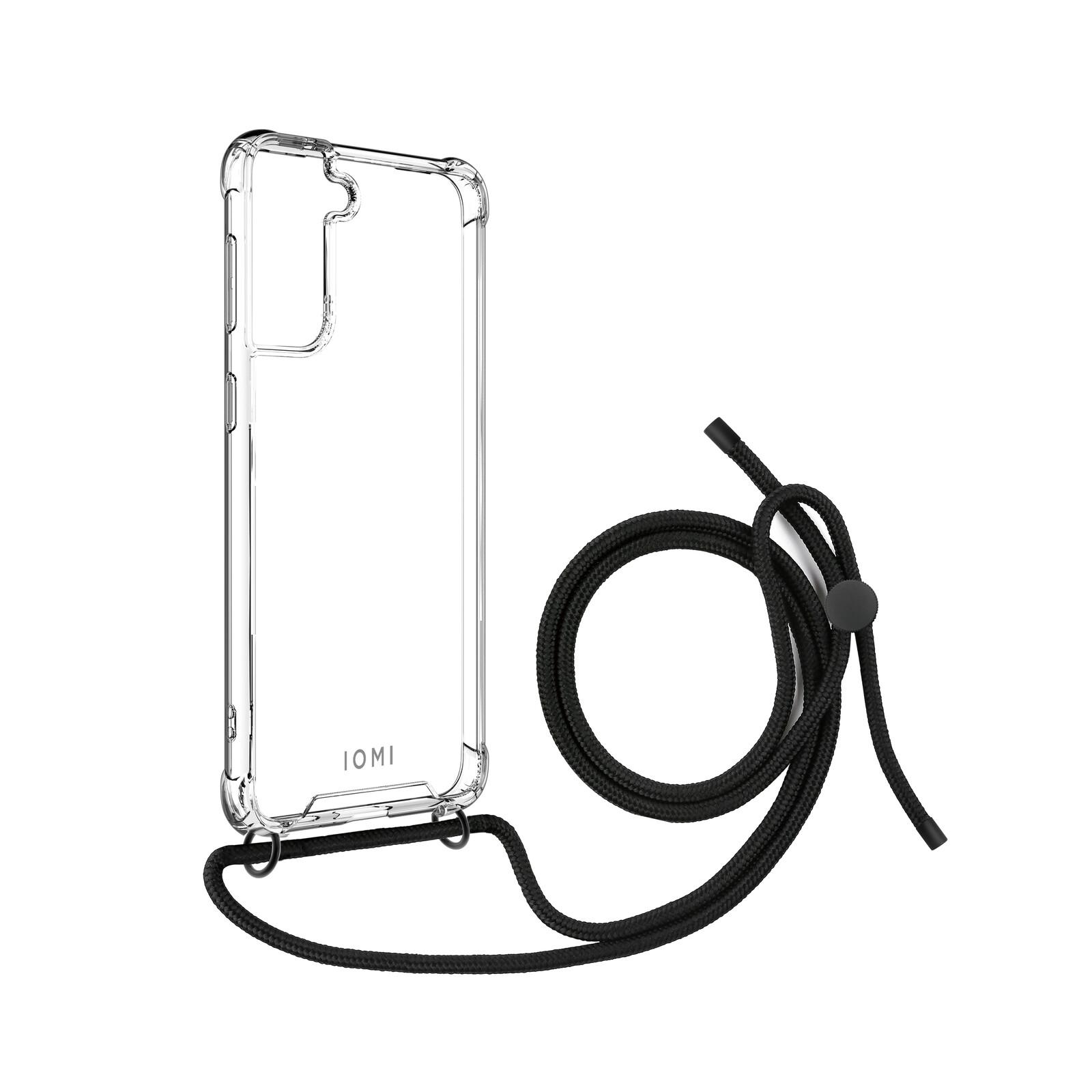 IOMI Backcover Crossbody Samsung Galaxy S21 inkl. Lanyards