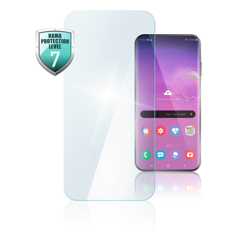 Hama Full Screen Displayschutzglas Samsung Galaxy A20s
