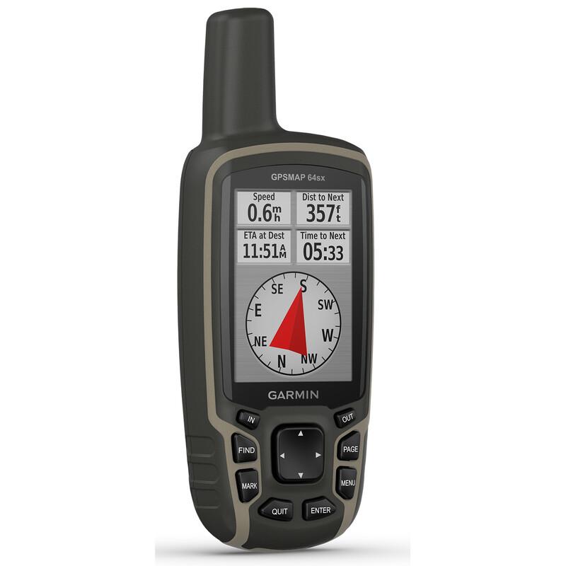 Garmin GPSmap 64SX schwarz/beige