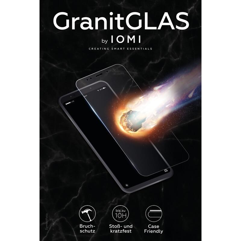 IOMI Glas Granit CF Apple iPhone 12 Pro Max