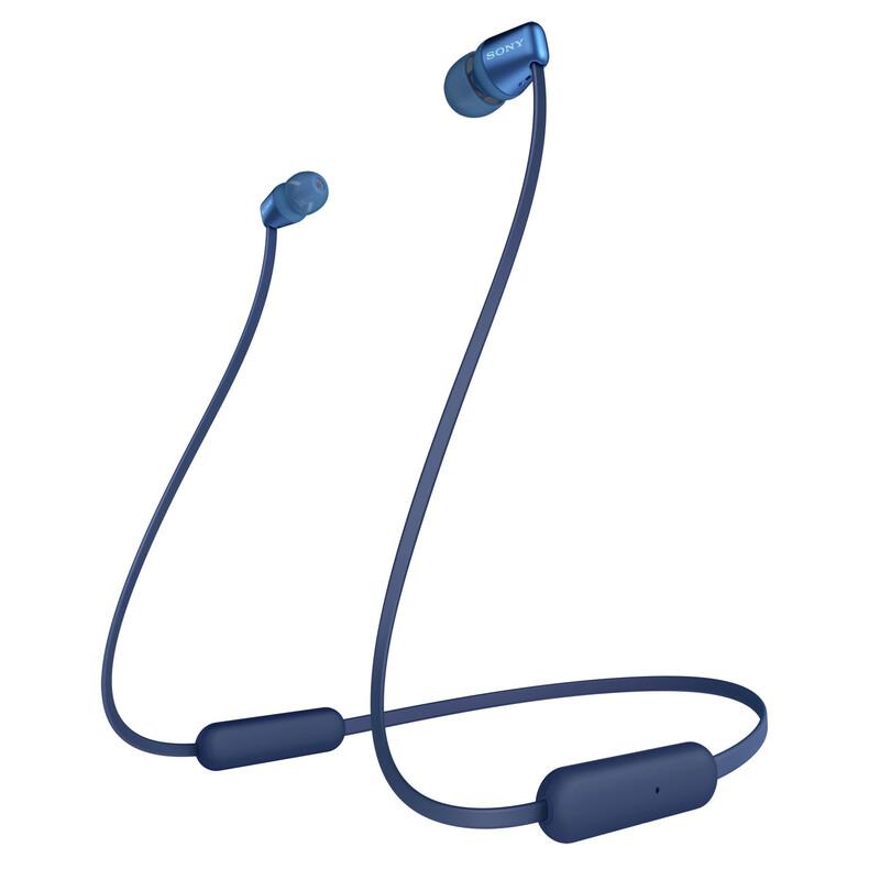 Sony WI-C310L BT In Ear blau