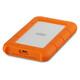 """LaCie Rugged USB-C 4TB 2.5"""", Rescue 2Y"""