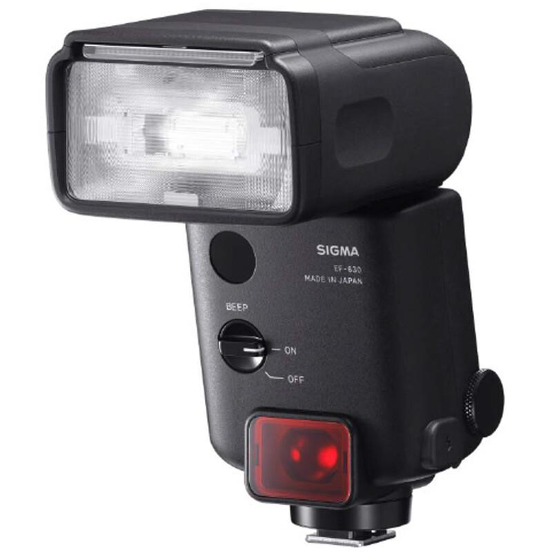 Sigma EF 630 Blitz Nikon