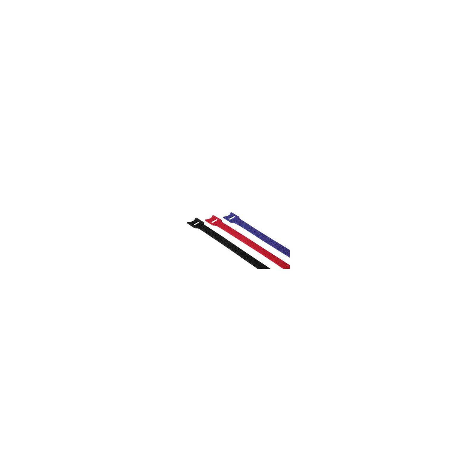 Hama 20537 Klett-Kabelbinder 200 mm farbig