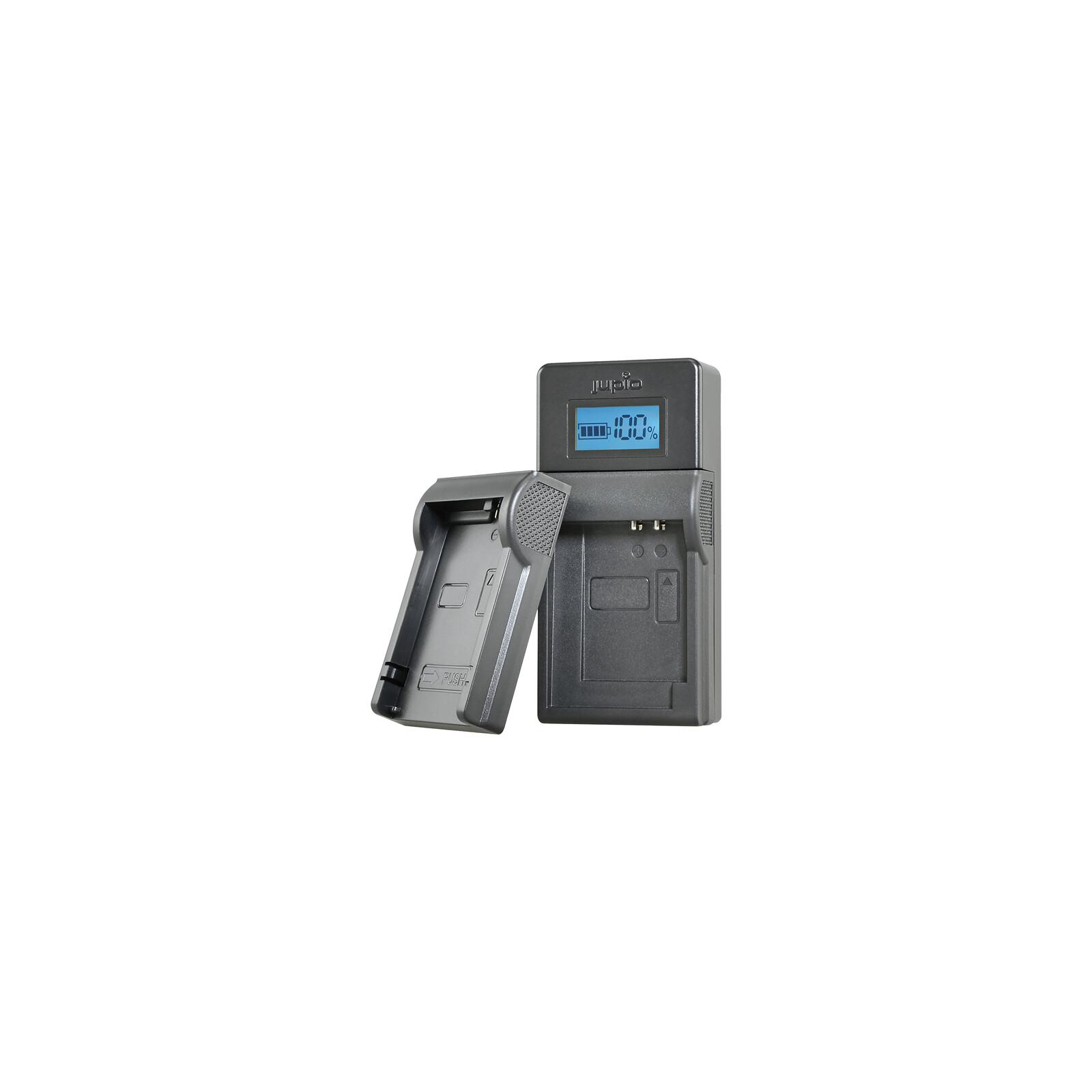 Jupio Brand Charger for Sony, Samsung, JVC 7.2-8.4V