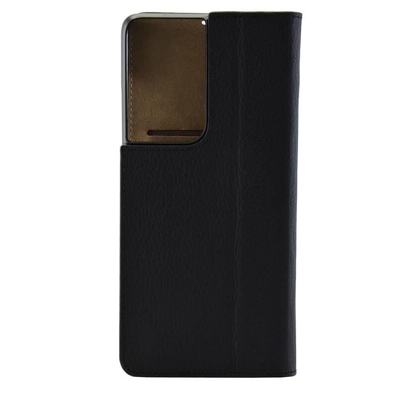 Galeli Book MARC Samsung Galaxy S21 Ultra black