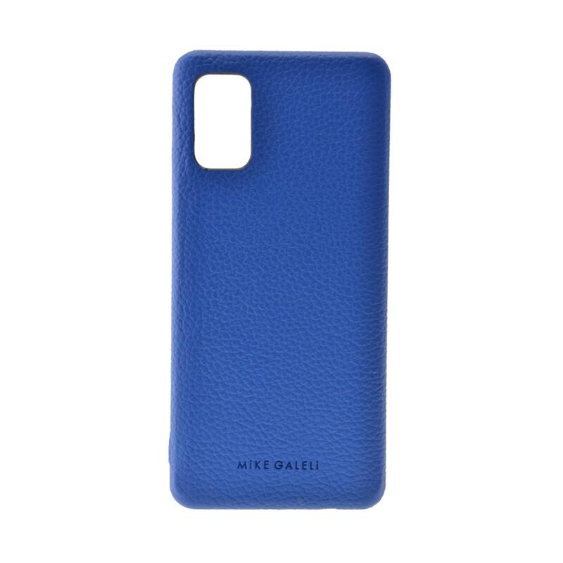 Galeli Backcover FINN Samsung Galaxy A71 classic blue