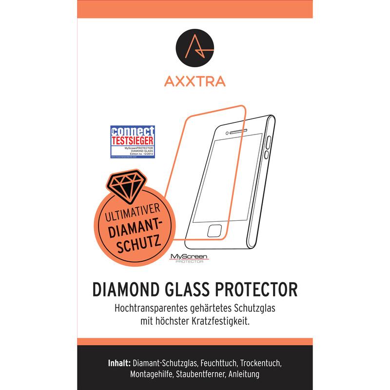 Axxtra Glas CF Apple iPhone XS