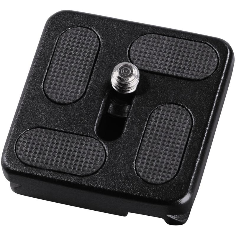Hama 4246 Schnellkupplungsplatte Traveller 150 Premium Duo