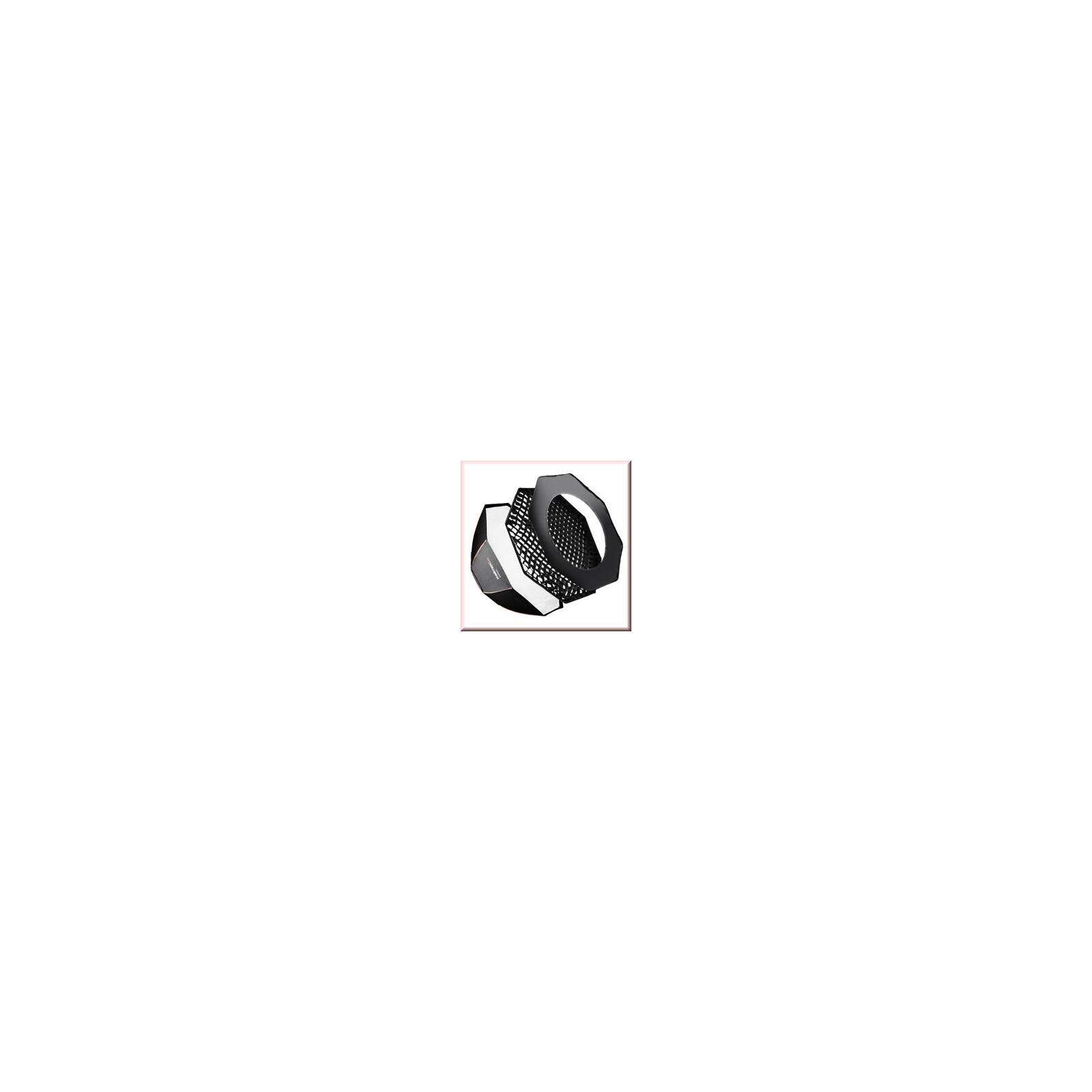walimex pro Octagon Softbox PLUS OL Ø120 Visatec