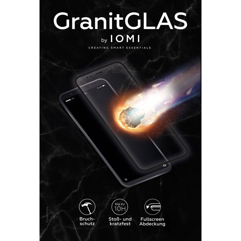 IOMI Glas Granit Full Samsung Galaxy A20s