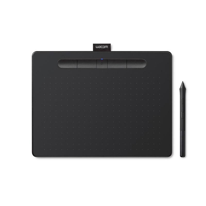 Wacom Intuos Pen & Bluetooth S Schwarz