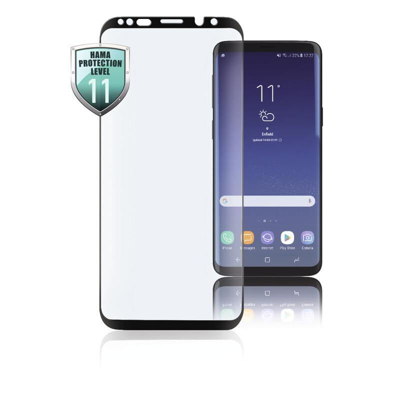 Hama 3D Full Screen Displayschutzglas Samsung Galaxy S10e