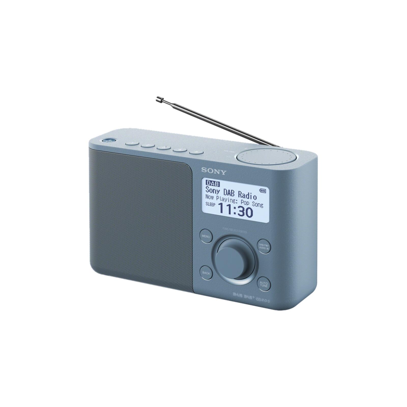 Sony XDR-S61DL Uhrenradio