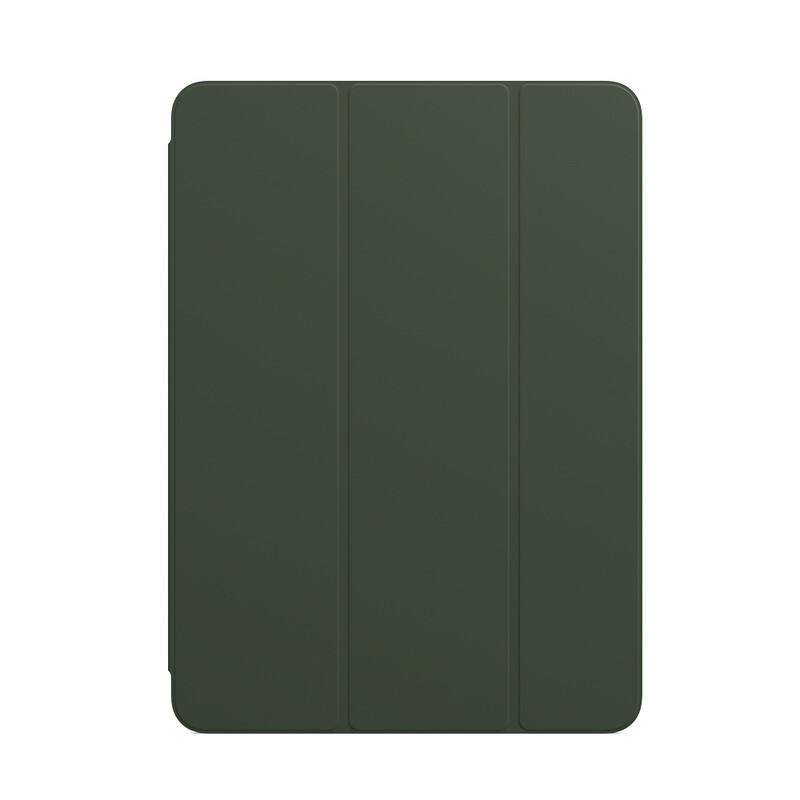 Apple iPad Air 4. Gen Smart Folio zyperngrün