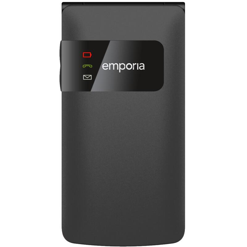 Emporia Flip Basic F220 schwarz