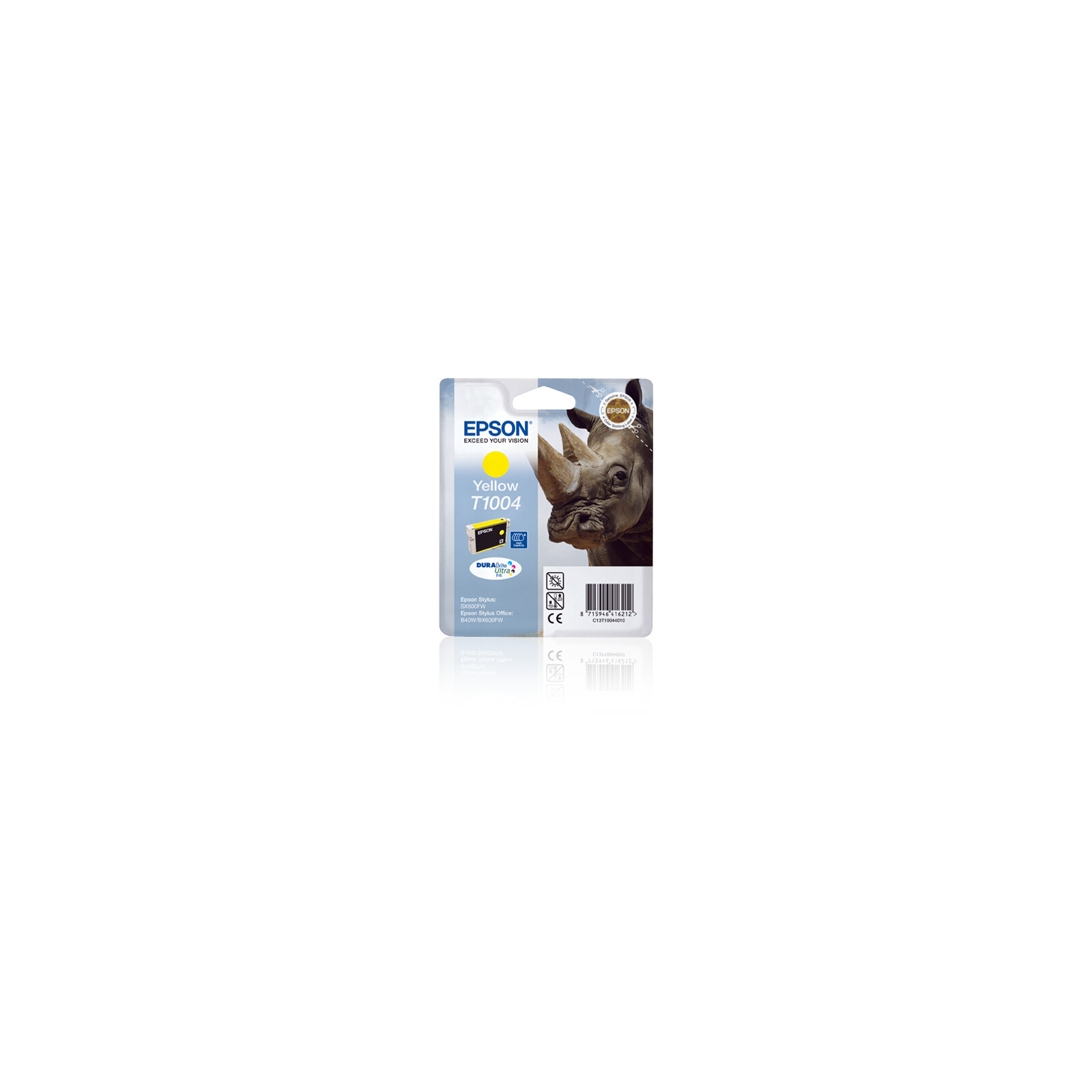 Epson T1004 Tinte Yellow 11,1ml
