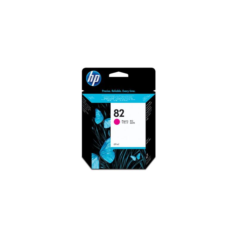 HP 82 Tinte magenta 69ml