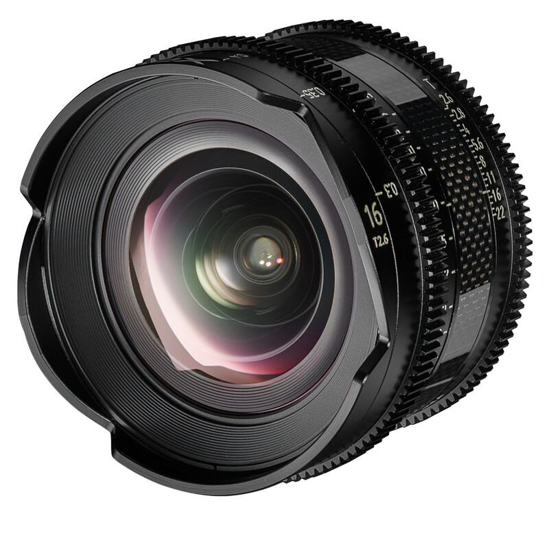 XEEN CF Cinema 16/2,6 Canon EF