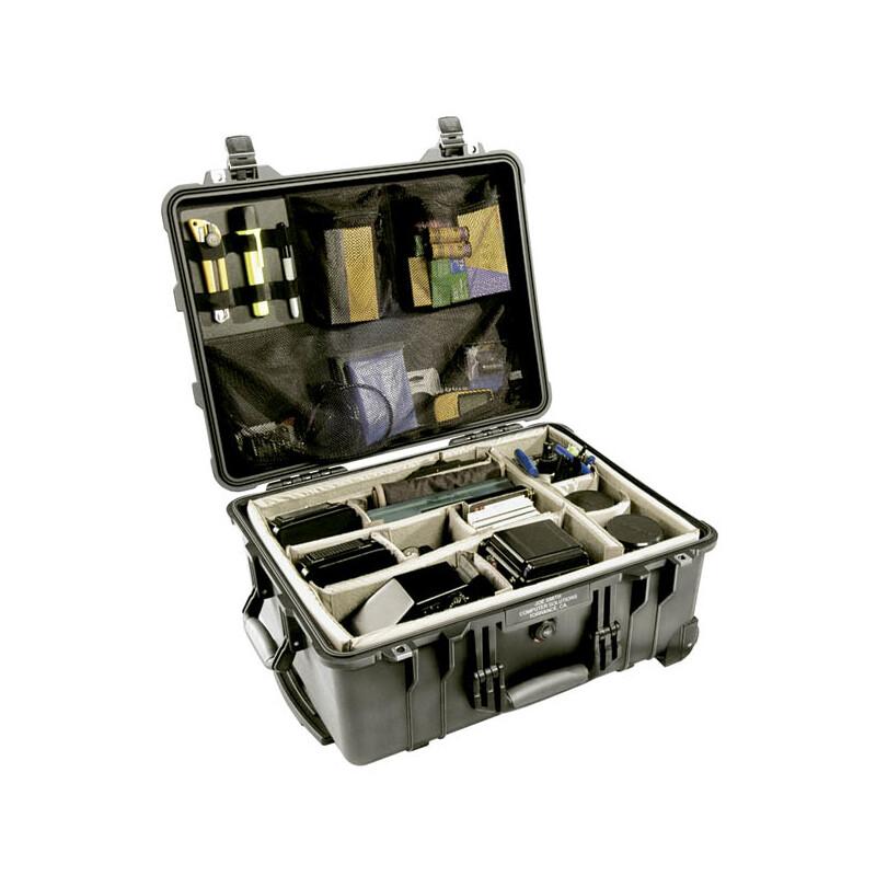PELI 1560 Case ohne Schaumstoff