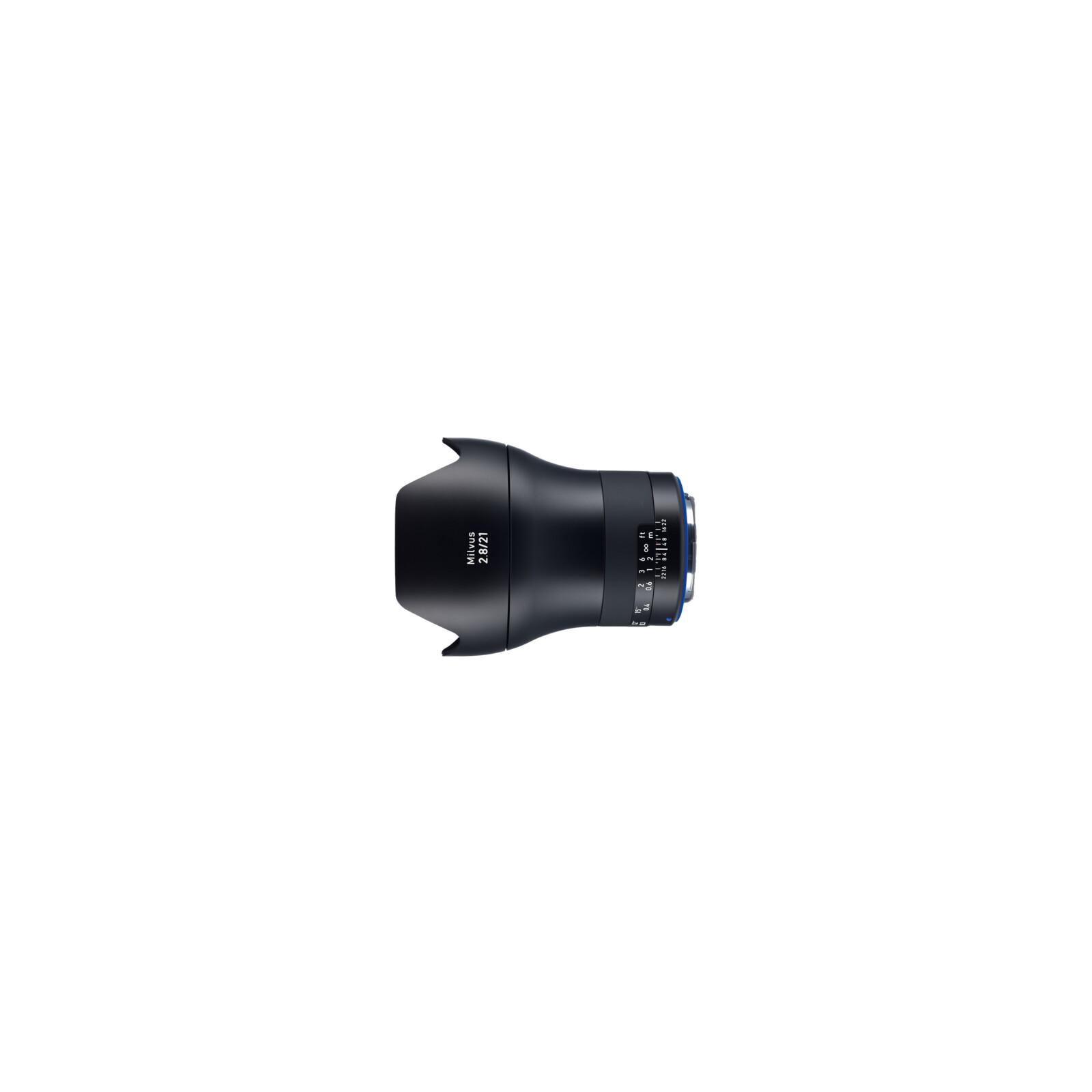 Zeiss Milvus 21/2,8 ZE Canon