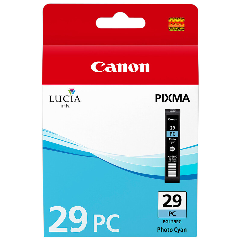 Canon PGI-29PC Photo Cyan
