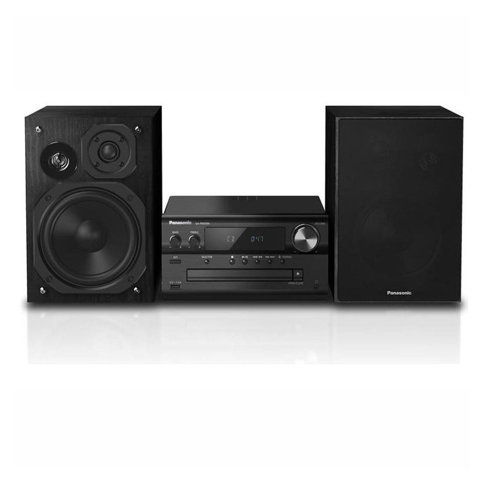 Panasonic SC-PMX94EG-K Micro HiFi System schwarz