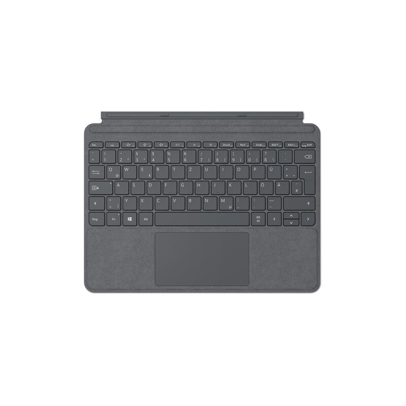 Microsoft Surface Go Type Cover Charcoal