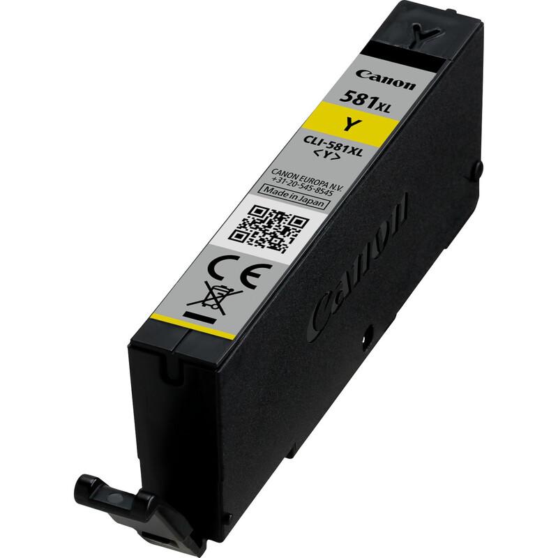 Canon CLI581XLY Tinte XL Yellow