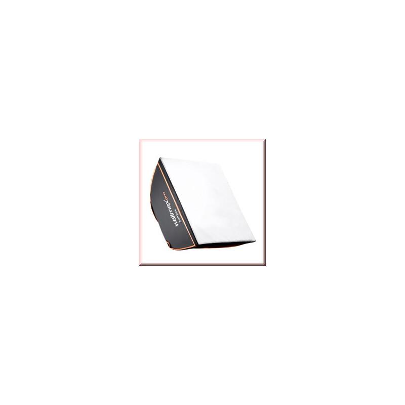 walimex pro Softbox OL 40x40cm Multiblitz P