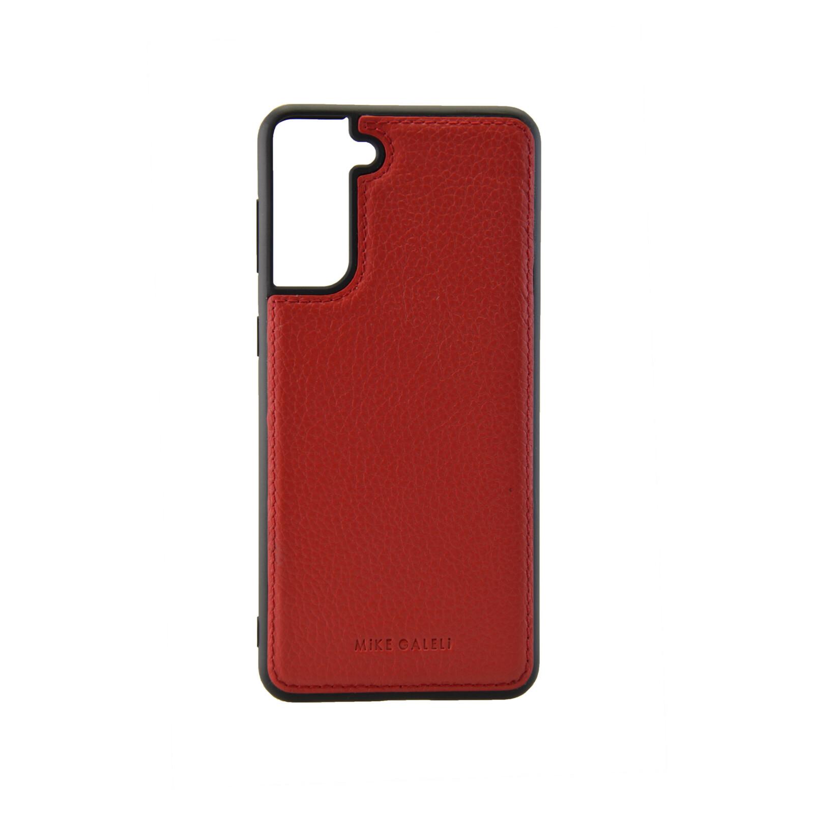 Galeli Back FINN Samsung Galaxy S21 swiss red