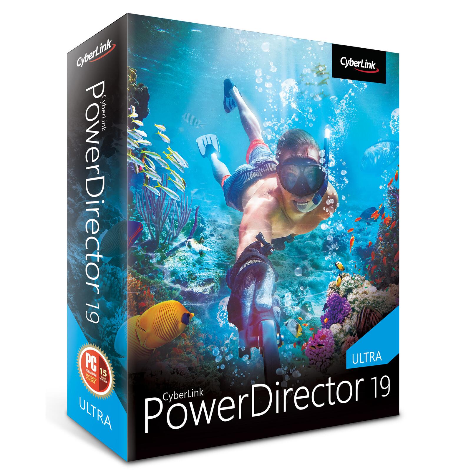 CyberLink PowerDirector 19 Ultra
