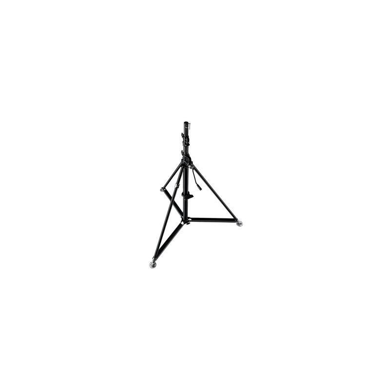 Manfrotto 387XU Super Wind-Up Inox Silber