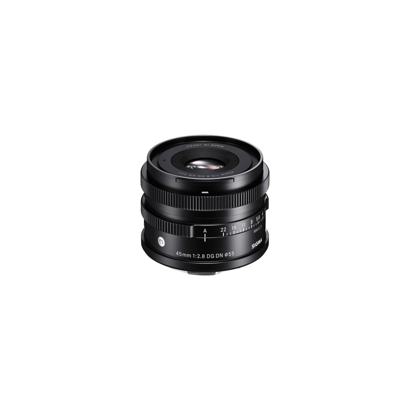 Sigma 45/2,8 DG DN Sony E schwarz