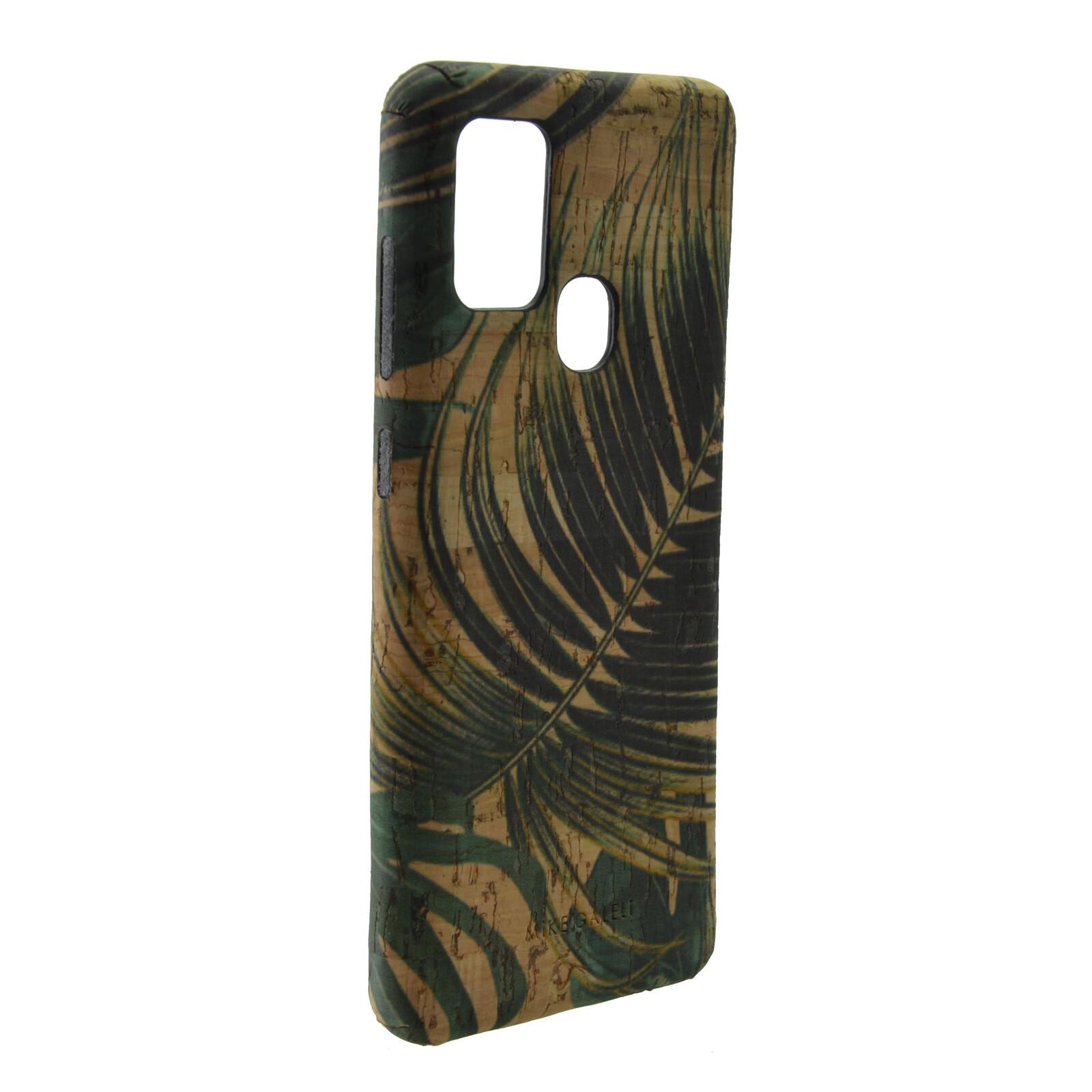 Galeli Backcover LEVI Samsung Galaxy A21s Kork lotus