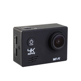 Ki-Tec 4K-60fps Action Camera inkl. Daten-Front-Display