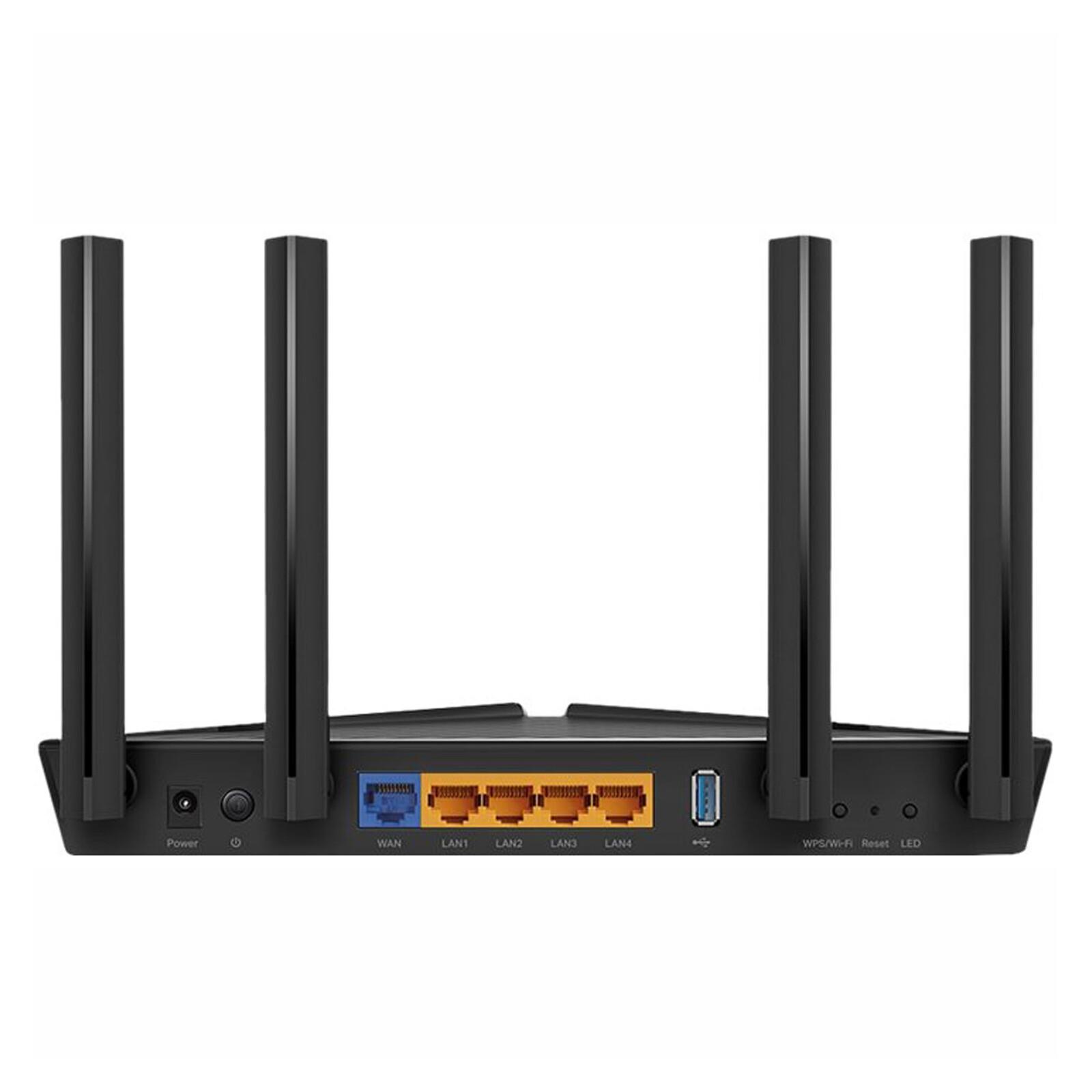 TP-Link AX3000 Wi-Fi 6 Router Dual-Core CPU 24