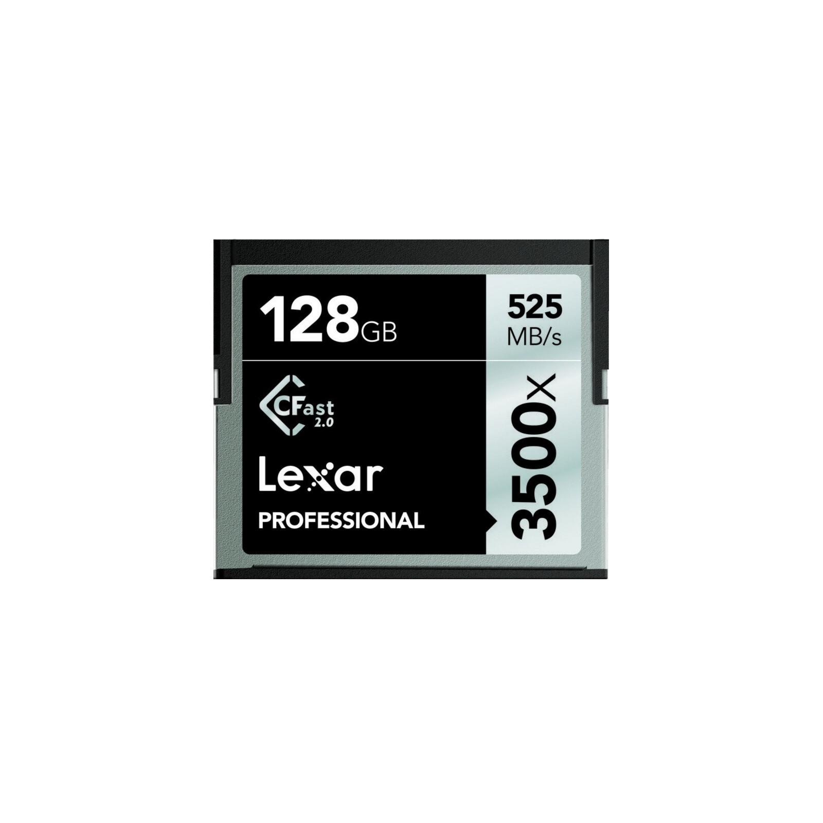 Lexar Cfast 128GB 525MB/s